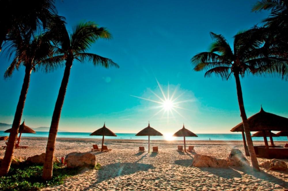 Sức hấp dẫn của bãi biển Bắc Mỹ An, Đà Nẵng