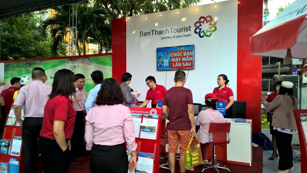 Ngày hội du lịch TPHCM 2017