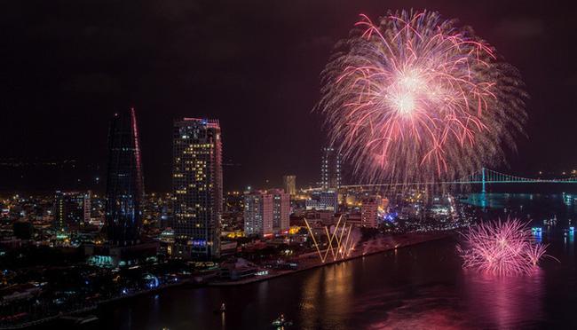 Thông tin lịch trình Lễ hội pháo hoa quốc tế Đà Nẵng 2017