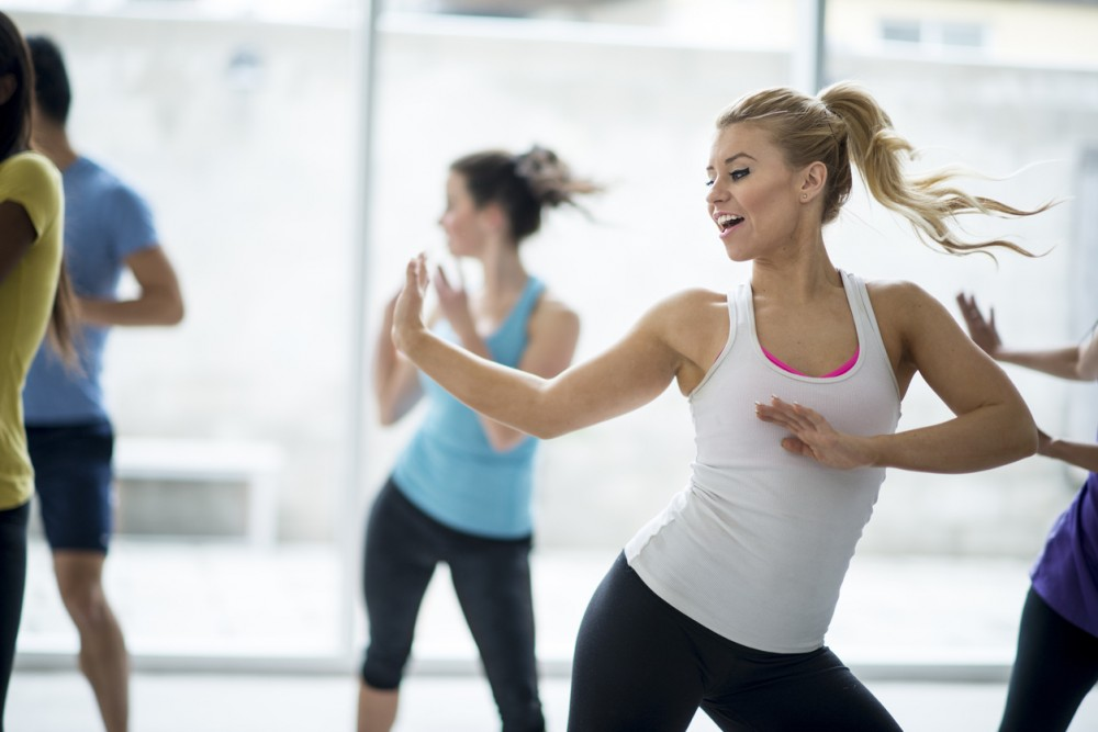 Để đạt được mục tiêu, hãy tập thể dục để có niềm vui, không chỉ để giảm cân