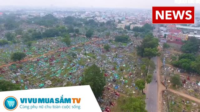 Nghĩa trang Bình Hưng Hòa, nghĩa trang lớn nhất Sài Gòn thành khu đô thị cao cấp