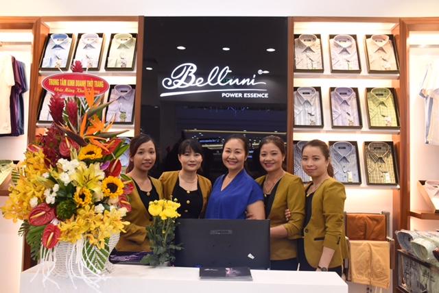 Thương hiệu thời trang cao cấp Belluni đồng loạt khai trương showroom mới tại Hà Tĩnh & Bến Tre