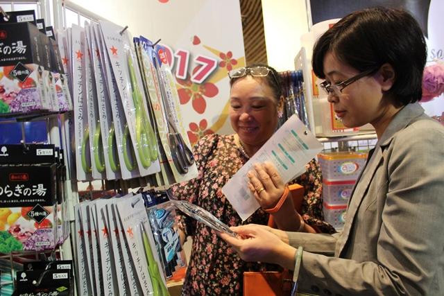 Nhà Thuốc Láng Giềng tham dự lễ hội Feel in Japan năm 2017