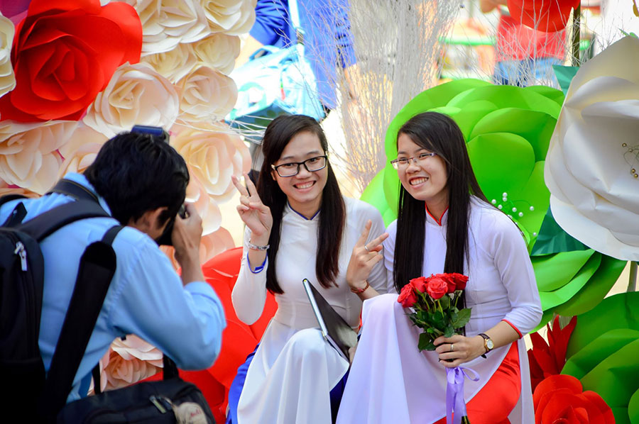 Đầm Sen miễn phí vé vào cổng dành cho chị em phụ nữ nhân ngày 20.10