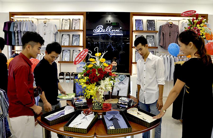 Khai trương cửa hàng Belluni thứ 73 tại Vincom Tuy Hòa, Phú Yên.