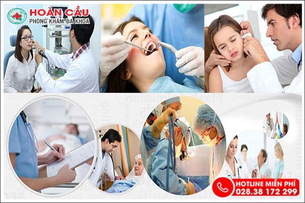 Bệnh viện tai mũi họng Đồng Nai