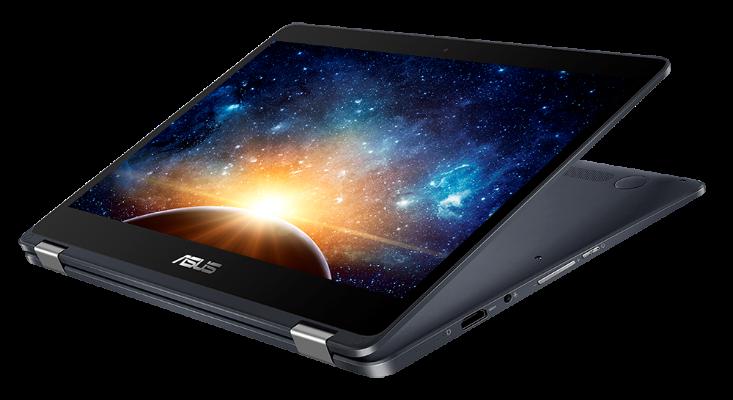 ASUS công bố laptop với thời lượng pin lên đến 22 tiếng & khả năng kết nối Gigabit LTE