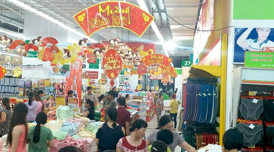 Hệ thống siêu thị Big C giảm giá đến 50% hơn 1000 sản phẩm chào đón năm mới 2018