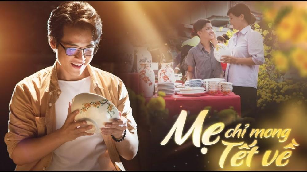 Hà Anh Tuấn xuất hiện trong bộ phim cảm động về tình mẹ dịp Tết 2018