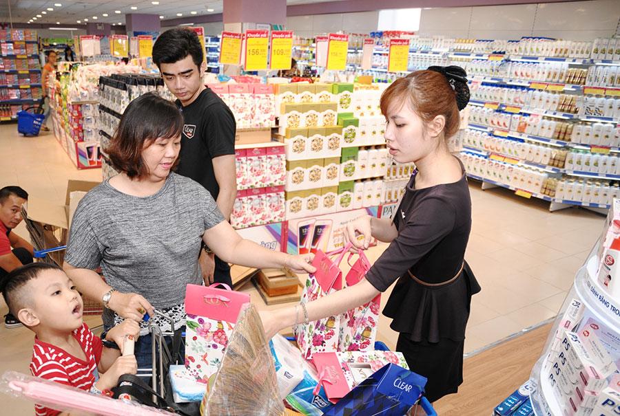Co.opmart & Co.opXtra giảm giá mạnh hàng ngàn sản phẩm mừng ngày 8.3