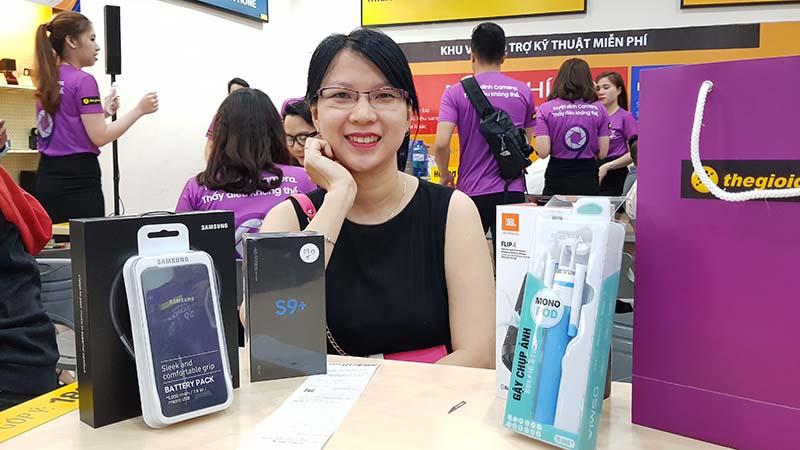 Samsung Galaxy S9 và Galaxy S9 Plus chính thức mở bán tại Việt Nam