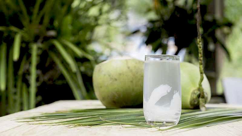 Những lợi ích tuyệt vời của nước dừa đối với sức khỏe