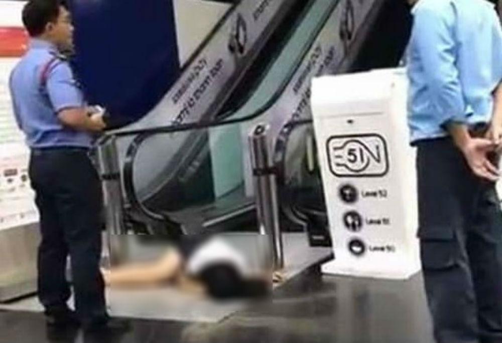 Nữ sinh rơi từ tầng cao tử vong bên trong tòa nhà Bitexco