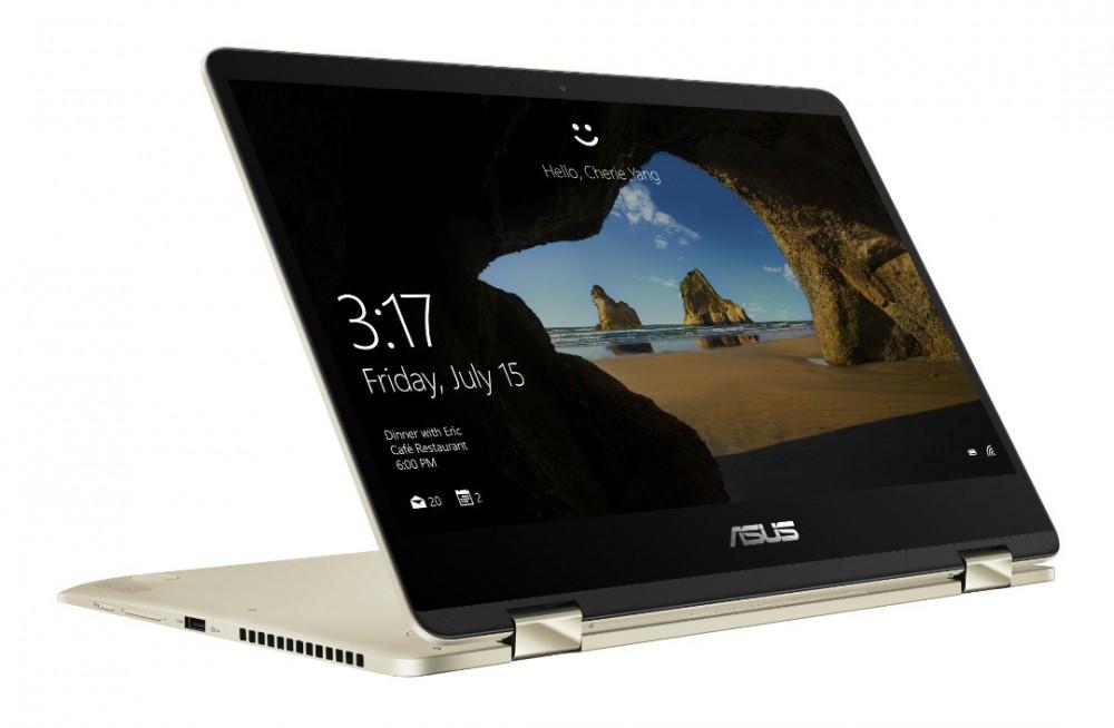 Chọn ZenBook gập xoay, nhận ngay vali xịn