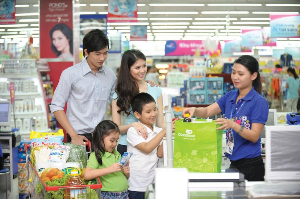 Sẽ có thêm 19 siêu thị Co.op Mart mới được đưa vào hoạt động trong năm 2018