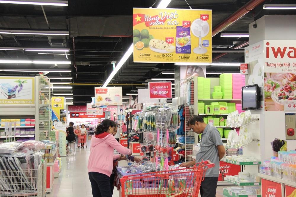LOTTE Mart giá giảm tới 49% các sản phẩm hàng Việt chất lượng cao