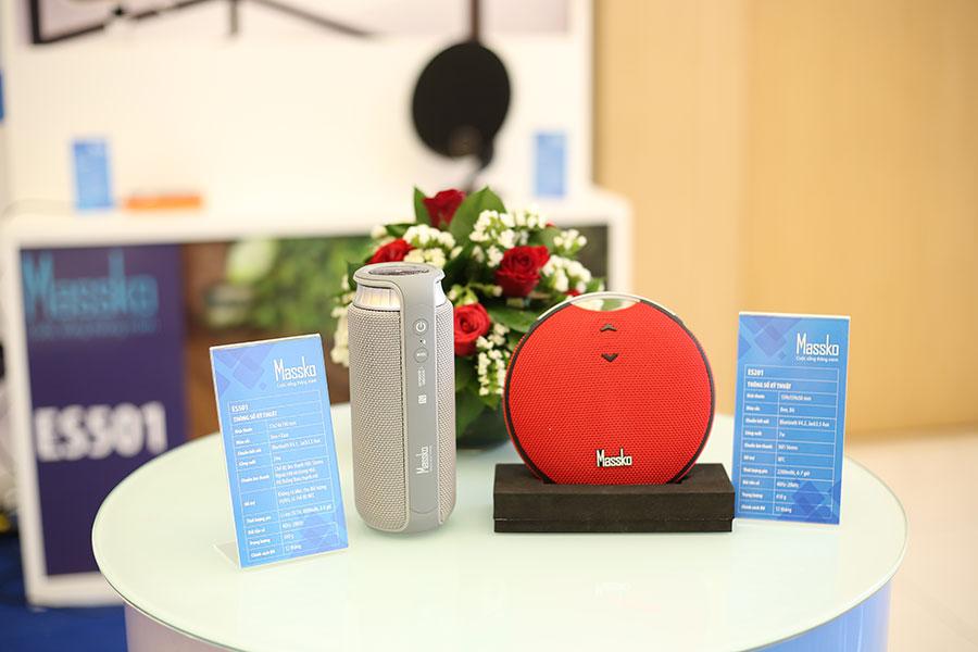 Thương hiệu Massko ra mắt loạt sản phẩm công nghệ thông minh & giải trí đỉnh cao