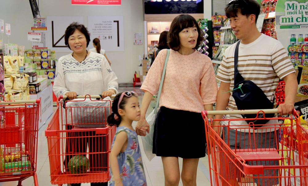 Mừng Ngày của Mẹ, LOTTE Mart thực hiện chương trình khuyến mãi