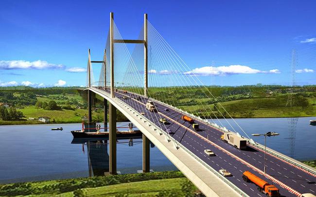 Đồng Nai sẽ chủ trì xây cầu Cát Lái, với tổng vốn gần 7.200 tỷ đồng