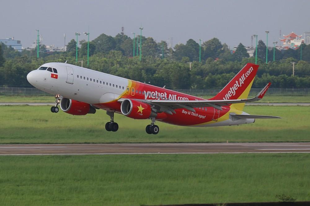 Vietjet mở bán 200.000 vé từ 0 đồng đến Nhật Bản, Hàn Quốc, Đài Loan