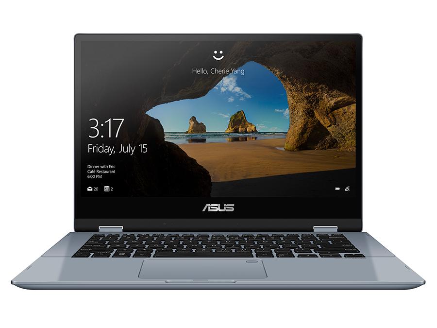 ASUS ra mắt Laptop gập xoay mới VivoBook Flip 14 mỏng hơn, nhẹ hơn, nhanh hơn 5 lần