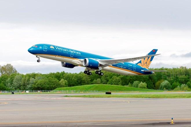 Vietnam Airlines mở đường bay thẳng Việt - Mỹ