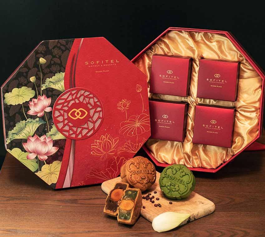 Khách sạn Sofitel Saigon Plaza ra mắt bộ sưu tập bánh trung thu sang trọng