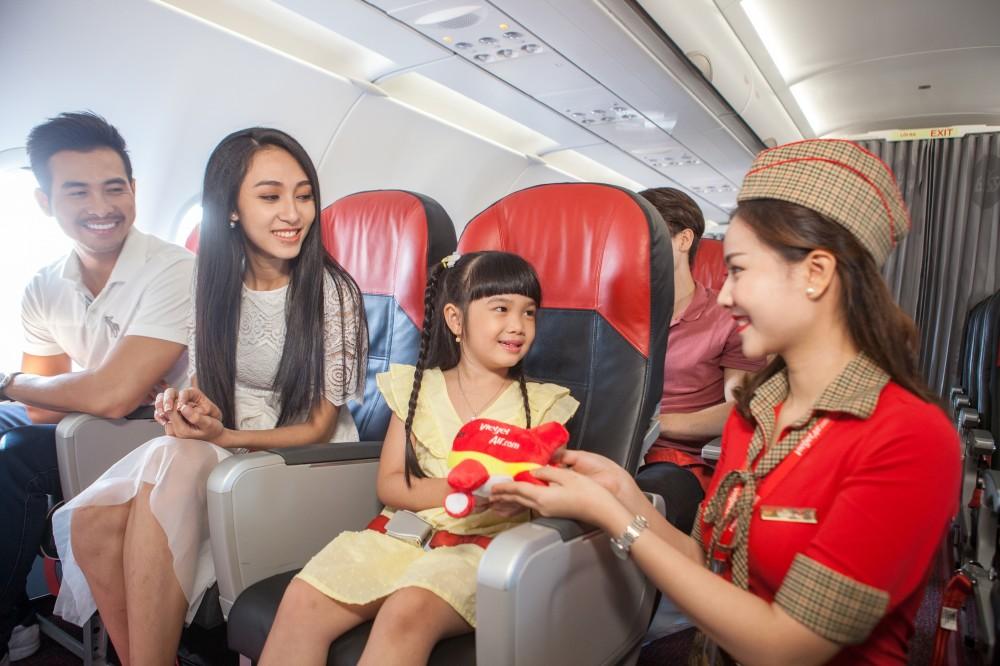 Vietjet mở bán vé đường bay Hà Nội – Tokyo (Narita, Nhật Bản) với giá từ 0 đồng