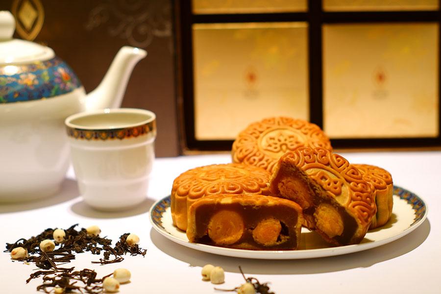 Quà tặng mùa trăng rằm mang đậm hương vị Á Đông từ khách sạn Eastin Grand Sài Gòn