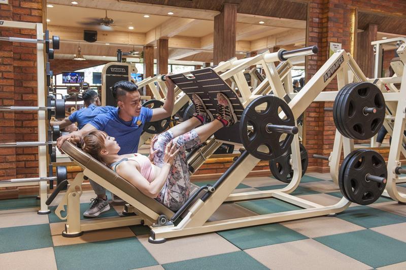 Golden Gym dành tặng khách hàng gói quà tặng lên tới 12 triệu đồng