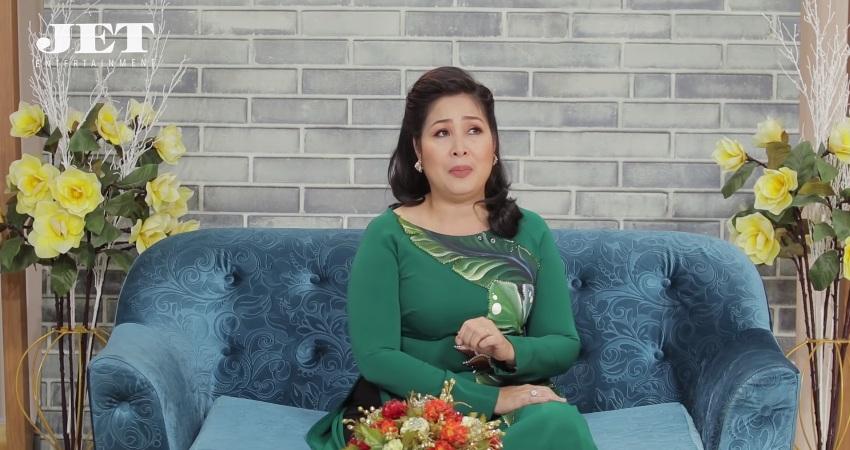 Hồng Vân khóc nhớ cố nghệ sĩ Khánh Nam khi Sao Nối Ngôi Nhí trở lại