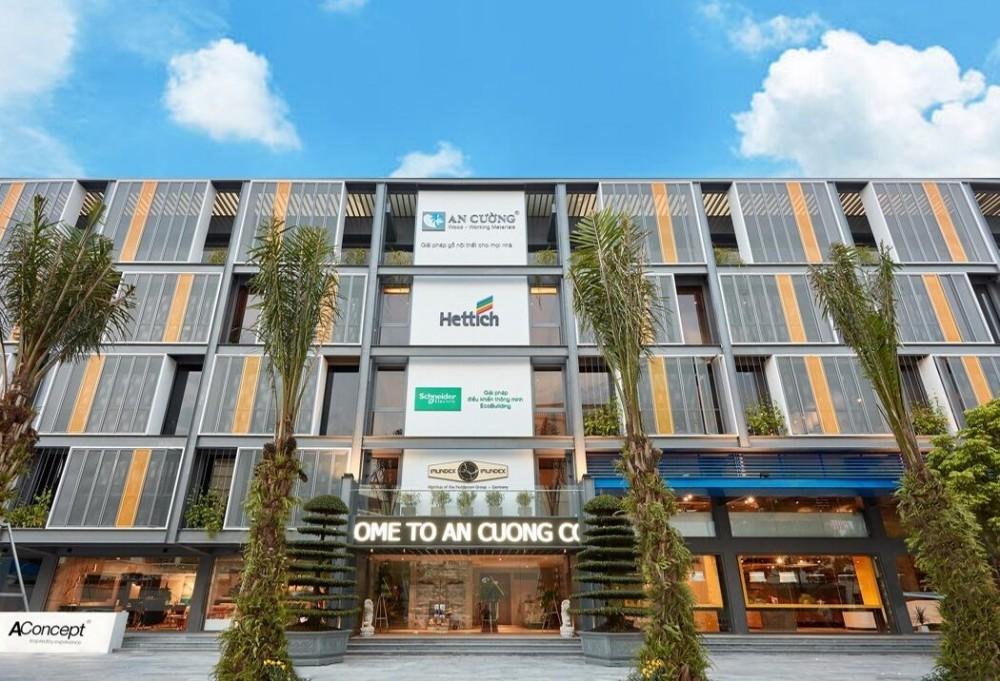 An Cường thành công với chuỗi showroom mô hình One-Stop Shopping Center
