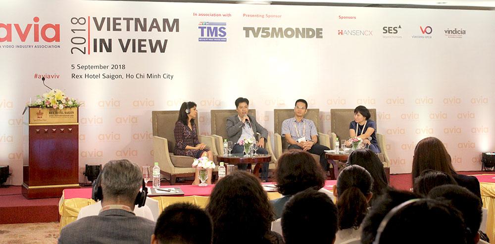 HTV-TMS phối hợp tổ chức Hội nghị Quốc tế lần thứ hai về Truyền hình trả tiền tại Việt Nam