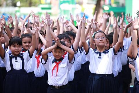 TP.HCM: Học sinh được nghỉ Tết Kỷ Hợi 16 ngày