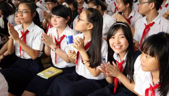 TP Hồ Chí Minh sẽ miễn học phí cho học sinh bậc Trung học cơ sở