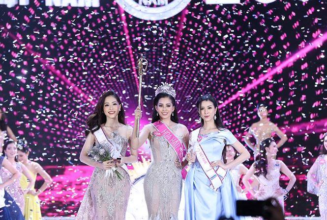 Trần Tiểu Vy trở thành tân Hoa hậu Việt Nam 2018