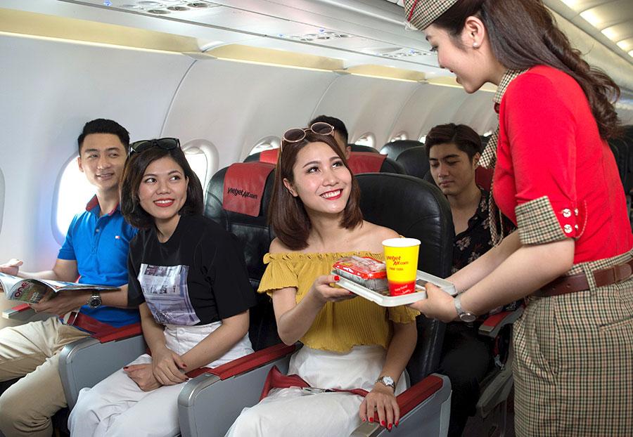 Vietjet mở bán vé máy bay Tết Nguyên đán 2019 với hàng triệu vé giá hấp dẫn