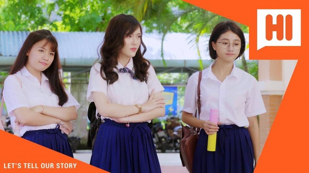 FAPTV xin lỗi và thông báo dời thời gian công chiếu phim học đường Ai Nói Tui Yêu Anh tập 10
