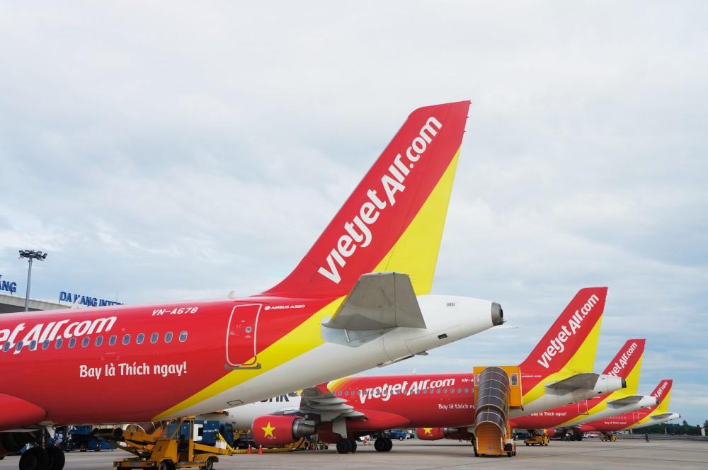 Chuyến bay đầu tiên từ Đà Nẵng đi Bangkok, Thái Lan