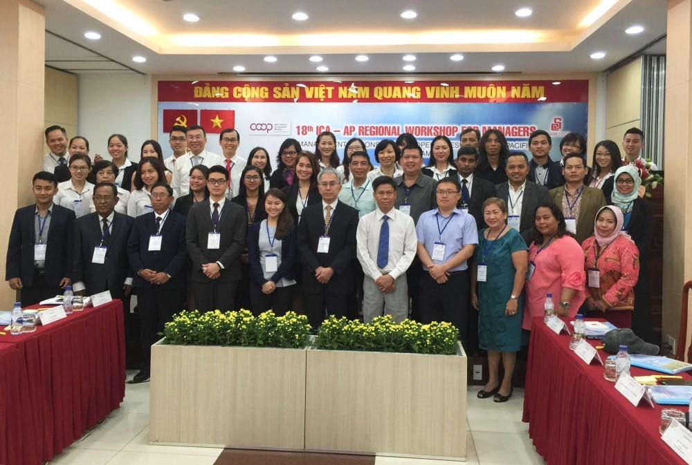 Saigon Co.op tổ chức hội thảo về bán lẻ của Liên minh hợp tác xã quốc tế - Thái Bình Dương ICA – AP 2018