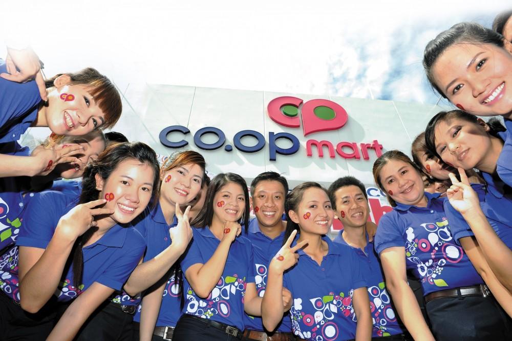 Saigon Co.op chào đón siêu thị thứ 100