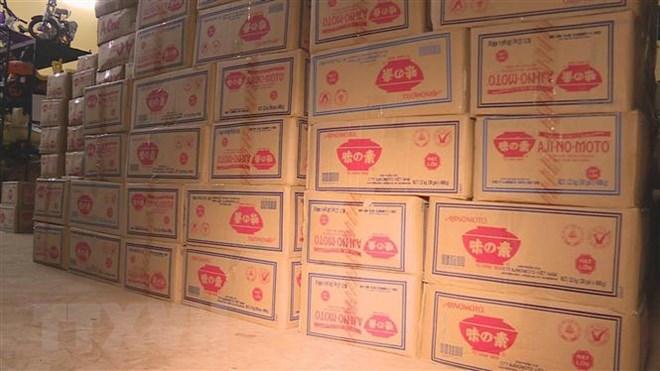 Đắk Lắk phát hiện hơn 10 tấn hạt nêm, bột ngọt không rõ nguồn gốc