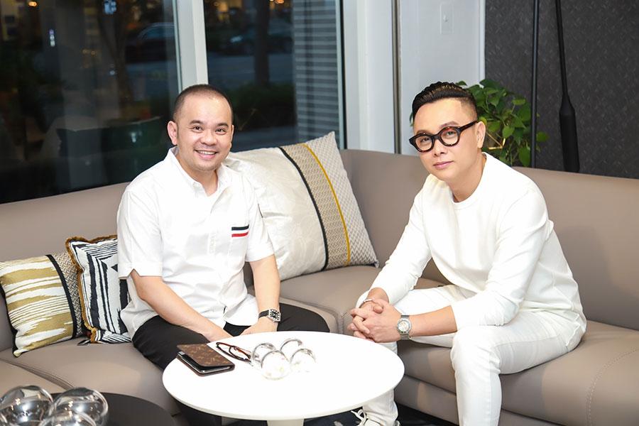 NTK Nguyễn Công Trí bắt tay doanh nhân Dương Quốc Nam làm show thời trang