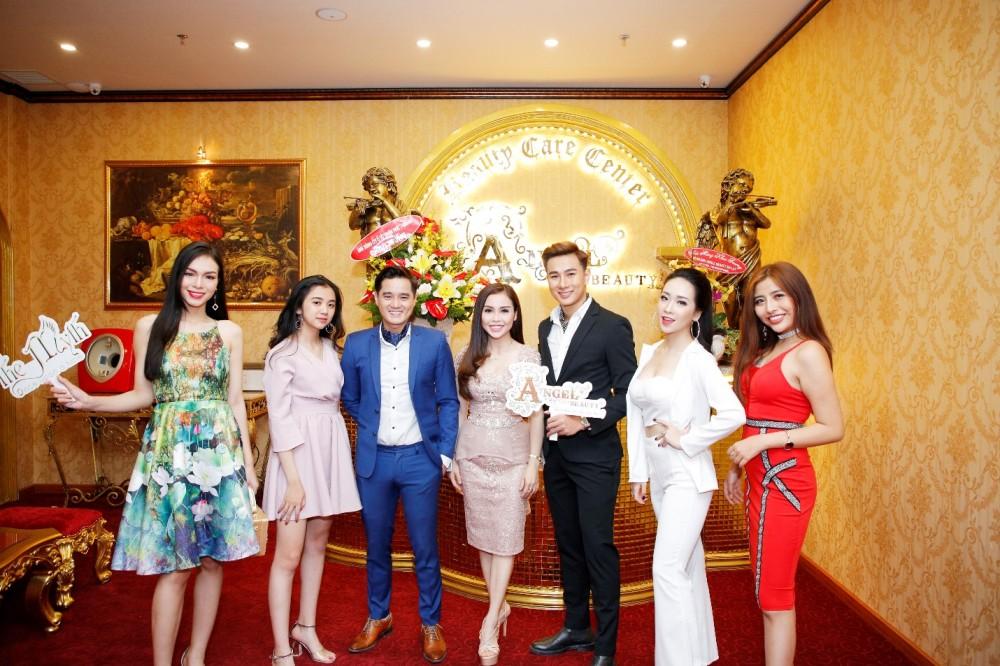 Mừng khai trương chi nhánh của Angel Beauty tại Ladalat