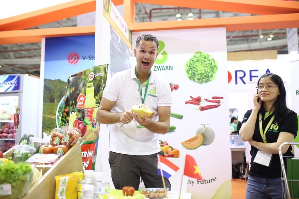 Triển lãm Vietnam Foodexpo 2018 thu hút sự quan tâm của người tiêu dùng