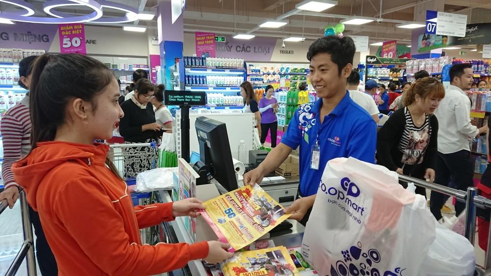 Khai trương Co.opmart Phước Đông, siêu thị Co.opmart thứ 5 tại Tây Ninh