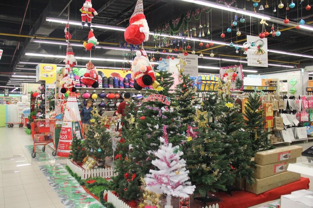 Đón Giáng sinh tuyệt với với chương trình giảm giá đến 49% tại LOTTE Mart