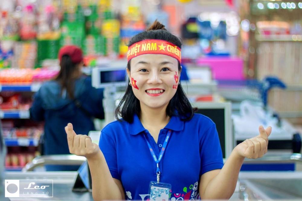 Các siêu thị của Saigon Co.op bất ngờ khuyến mãi mạnh 3 ngày liên tục mừng chiến thắng của đội tuyển Việt Nam