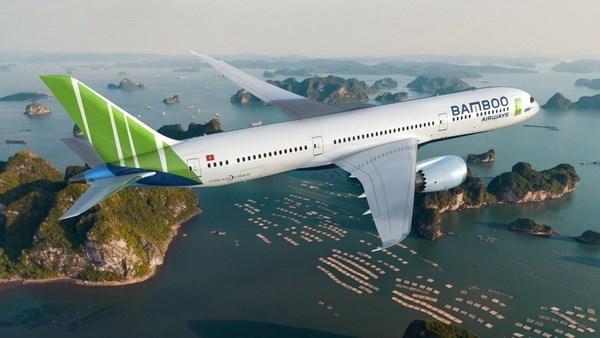 Hàng không Bamboo Airways dự kiến cất cánh bay thử vào 27.12.2018