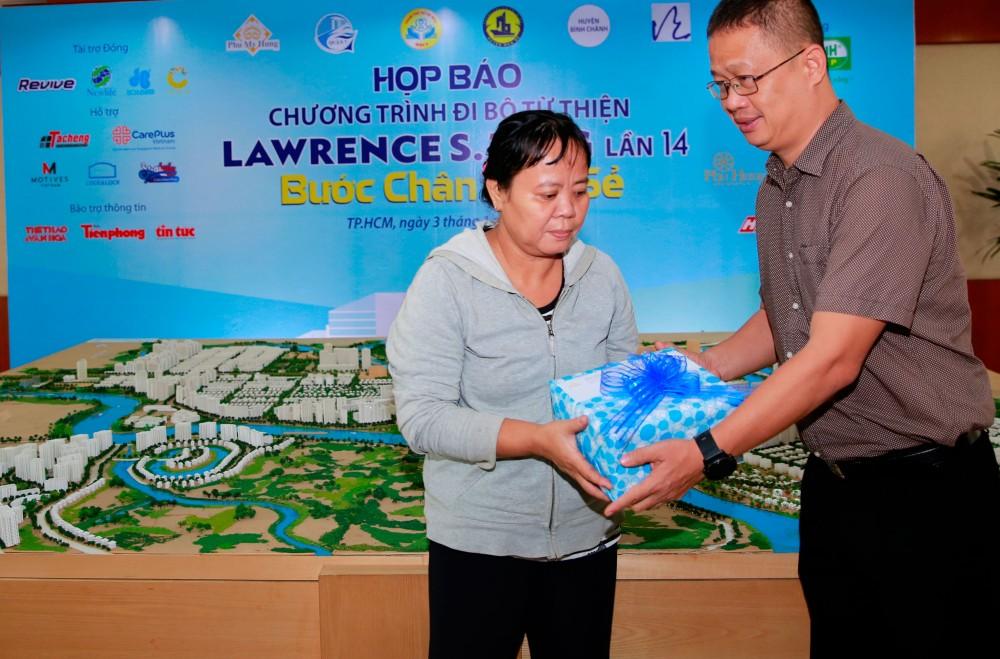 Chương trình Đi bộ Từ thiện Lawrence S. Ting lần 14 quyên góp gần 3 tỷ đồng hỗ trợ người nghèo đón Tết Kỷ Hợi 2019